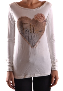 Tシャツ・セーター ロングスリーブ BluGirl Folies PT2450