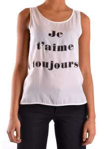 Tシャツ・セーター ノースリーブ Liu Jo PT2889
