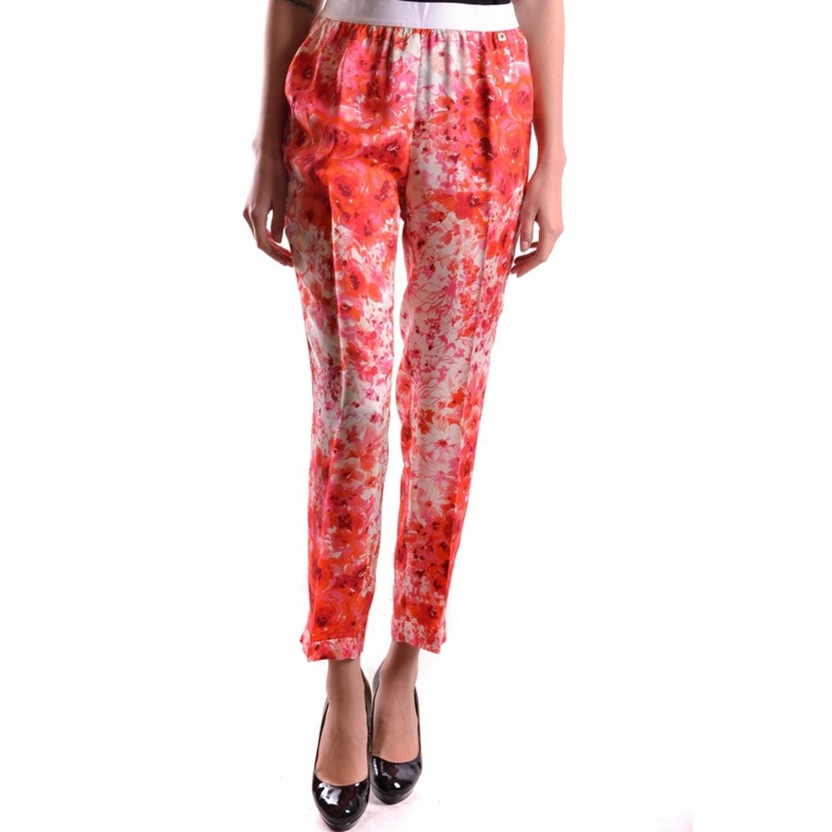 5b3f1473cd Dettagli su Pantaloni Twin-set Simona Barbieri PT2940 21132IT -50%