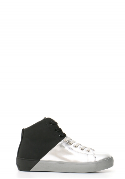 Schuhe Leather Crown