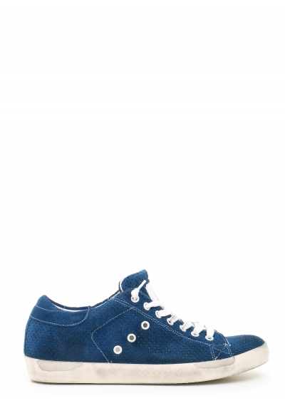 Chaussures Leather Crown