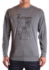 Футболка John Galliano