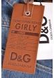 デニム D&G Dolce & Gabbana