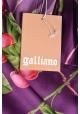 ドレス Galliano