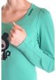 Camiseta Manga Larga Pinko