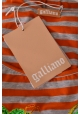 Tshirt Manches Courtes Galliano