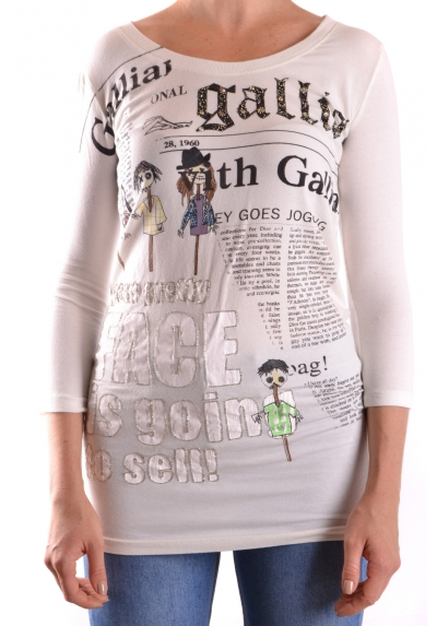 Tshirt Manica Lunga Galliano
