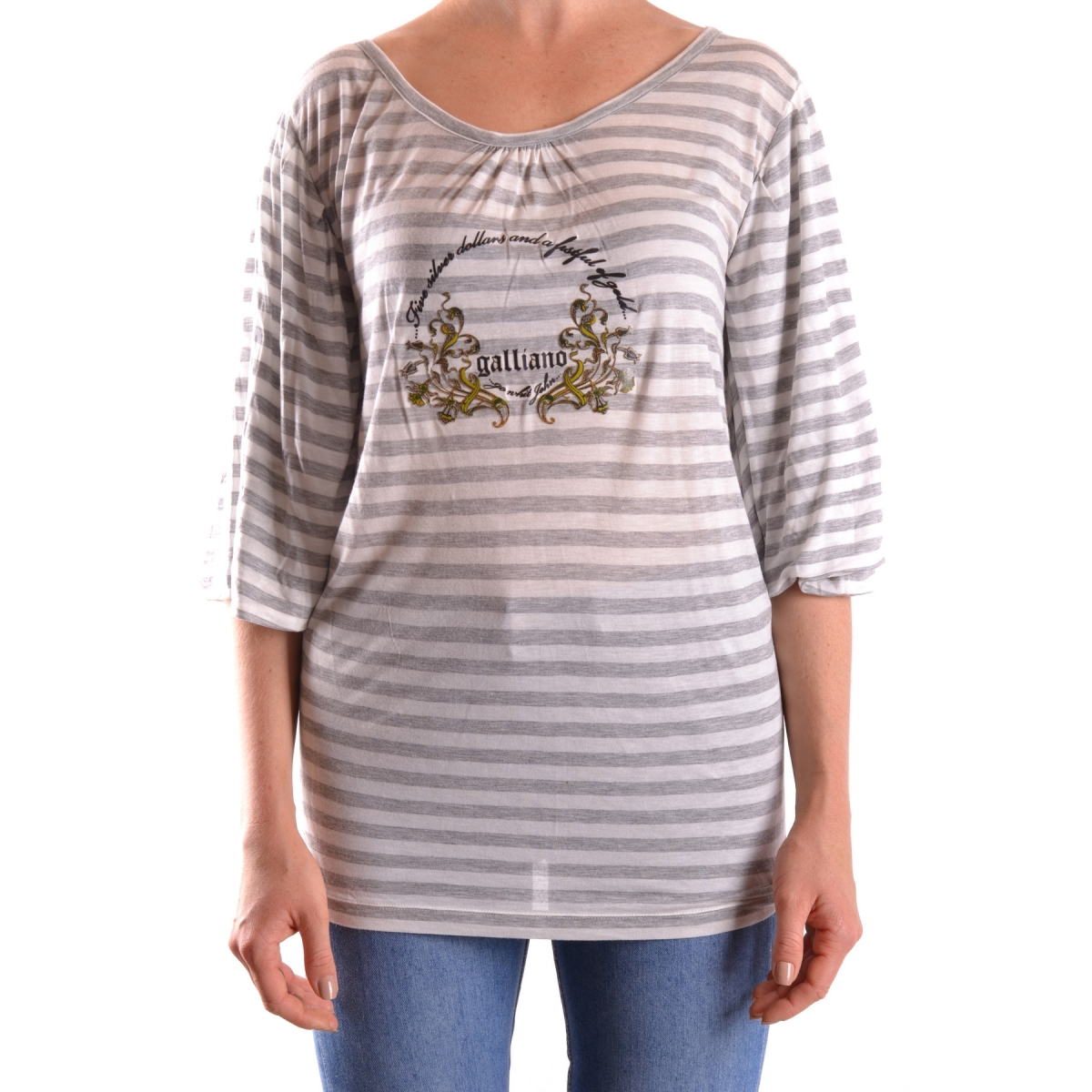Tshirt Manica Corta Galliano 25000IT -60%