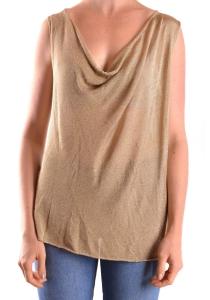 Tshirt no sleeves Alberta Ferretti