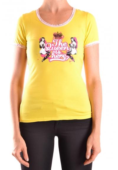 Tshirt Short Sleeves Frankie Morello Sexywear