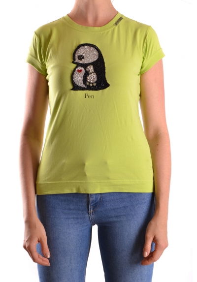 Camiseta Manga Corta Pinko
