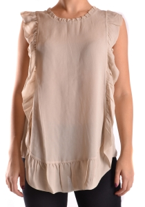 Tshirt no sleeves Twin-set Simona Barbieri