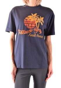 Tshirt Manica Corta Fendi