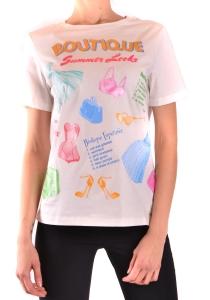 Tshirt Manica Corta Boutique Moschino