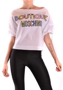 Camiseta Sin Mangas Moschino