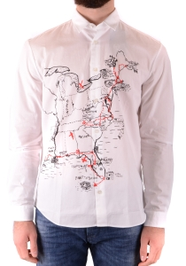 Рубашка MCQ Alexander Mqueen