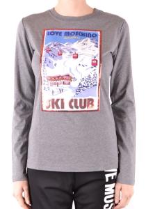 Camiseta Manga Larga Love Moschino