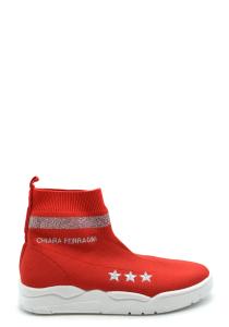 Sneakers alte Chiara Ferragni