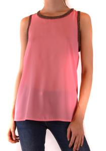 Tshirt no sleeves Pinko