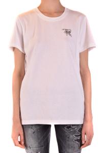 Tshirt Short Sleeves Off-White