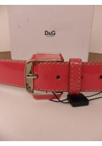 D&G Dolce & Gabbana cintura belt VV114