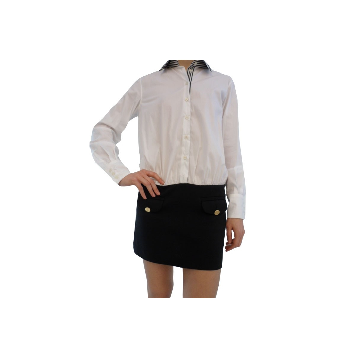 Frankie Morello abito dress TM528 5600IT -60%