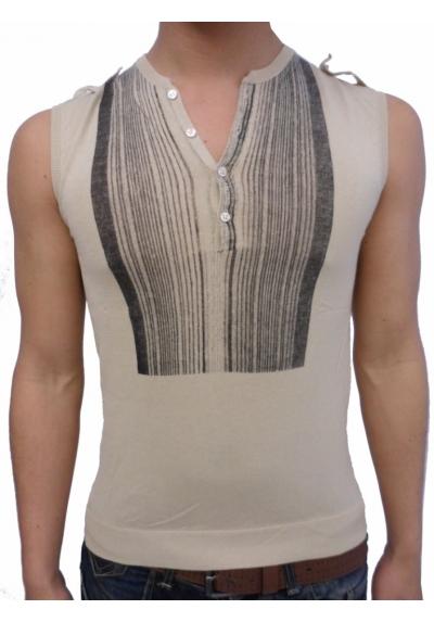 Neil Barrett maglia knitwear TM923