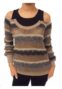 Frankie Morello maglia knitwear TM1611