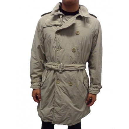 new concept 63ec3 ef49d Aspesi Giacca trench Jacket CV168 - Outlet Bicocca
