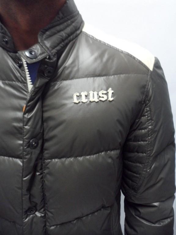 the best attitude 81faf 89bef Crust giubbino piumino jacket CV258 - Outlet Bicocca