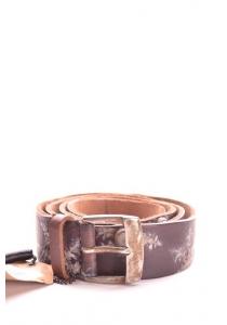 D'AMICO flowers cintura belt OL627