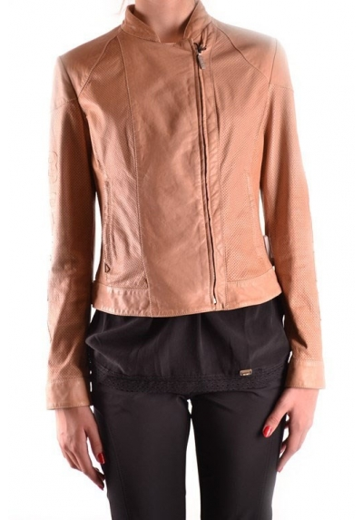 Brema giubbino di pelle leather jacket AN184