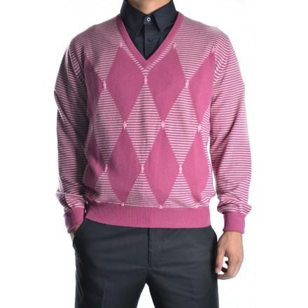 disponibilità nel Regno Unito 2073d 45cdc Ballantyne cashmere maglione sweater ANCV203 - Outlet Bicocca