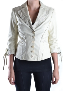 Antonio Berardi giacca pelle leather jacket AN318