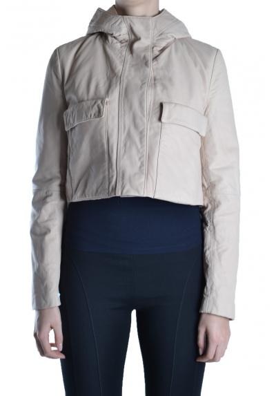 Peuterey Crowne Giubbino In Pelle Leather Blouson GM568
