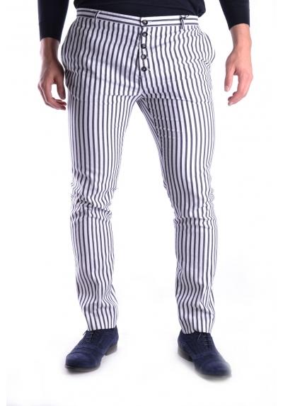 Daniele Alessandrini Pantaloni Trousers GM873